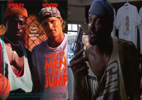 """JerseyChaser.com » Blog Archive » Exclusive: """"Raymond"""" Reflects on Role That Changed His Life on 20th Anniversary of White Men Can't Jump 