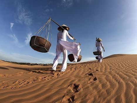 Mui Ne Picture -- Vietnam Photo -- National Geographic Photo of the Day | Tiempo y Luz | Scoop.it