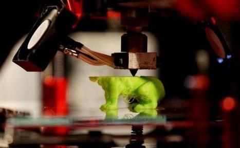 Le monde merveilleux de l'impression 3D (15/02/2013) | Actualités interessantes | Scoop.it
