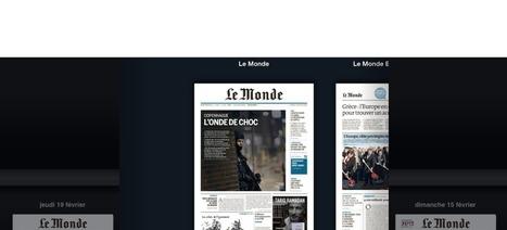 Les ventes numériques sauvent la presse | Actu des médias | Scoop.it