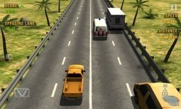 Traffic Racer : Drive through the traffic in this 3d racing game | Tech Cookies - Everything about Android | Scoop.it