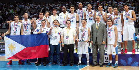 Gilas Pilipinas grouped with Argentina, Croatia, Greece, Puerto Rico, Senegal in FIBA World Cup | InterAksyon.com | Sports5 | Philippine Basketball Association at its finest | Scoop.it