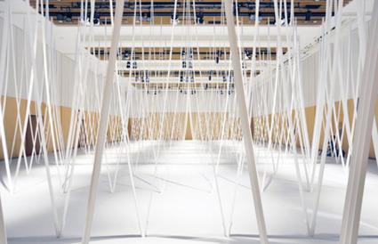 """Ryuji Nakamura: """"Blank room""""   Art Installations, Sculpture, Contemporary Art   Scoop.it"""