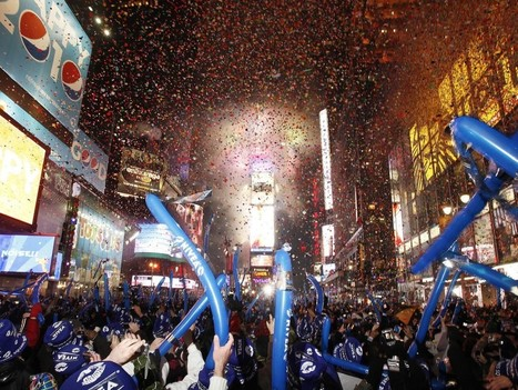 New Year's Eve traditions: Times Square ball drop | Replacement Windows | Scoop.it
