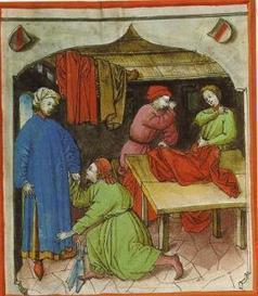 Les métiers du Moyen Âge (2/2) | Métiers au Moyen-Age | Scoop.it