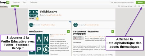 Service de veille pour les acteurs et partenaires de l'Éducation | Insect Archive | Scoop.it