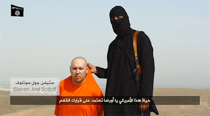 Mẹ nhà báo Mỹ cầu xin khủng bố thả con trai | XO SO | Scoop.it