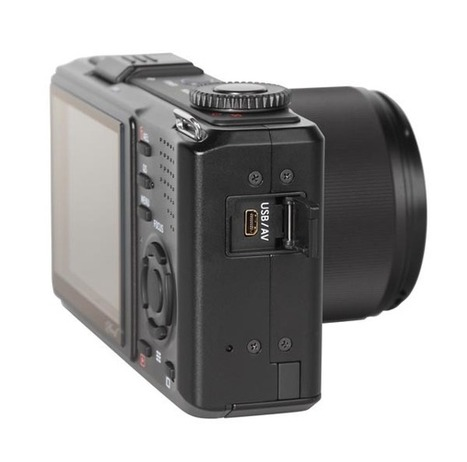 Sigma DP3 Merrill | Shutterbug | Sigma DP Merrill Cameras | Scoop.it