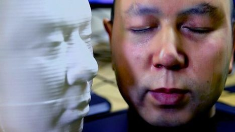 Funeral Home that uses 3D Printing to Reconstruct Faces | Technology in Business Today | Scoop.it