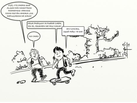 LO QUE NO ENTRA EN EL EXAMEN (@interele) | Nuevas tecnologías aplicadas a la educación | Educa con TIC | INVESTIGANDO...CREANDO UN BUEN BAÚL DE RECURSOS | Scoop.it