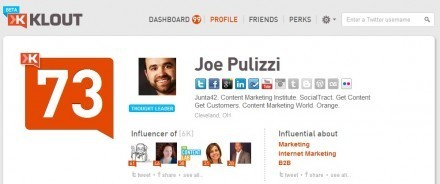 Your Klout Score: Why You Need to Care Now | Content & Community | Scoop.it