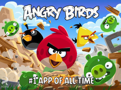 Rovio Goes Full Blast With Explosive Content Update To Original Angry Birds Game | English grammar | Scoop.it