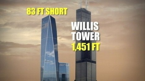 One World Trade Center Named Tallest US Building - ABC News | Sports | Scoop.it