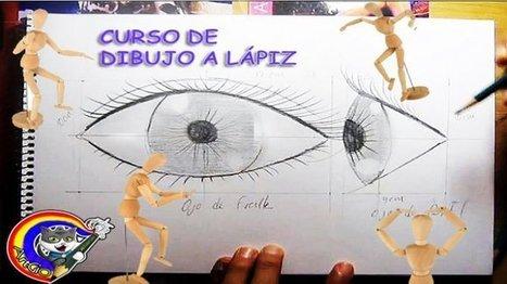 Curso de dibujo a lápiz | La Educación a la que adhiero | Scoop.it