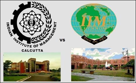 IIM KOLKATA vs IIM LUCKNOW | MBATREE | Scoop.it