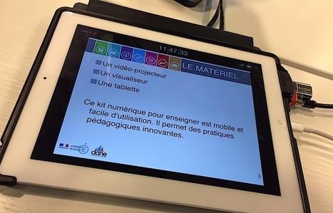 Faut-il scolariser les tablettes numériques ? - Ludovia Magazine | Education et outils nomades | Scoop.it