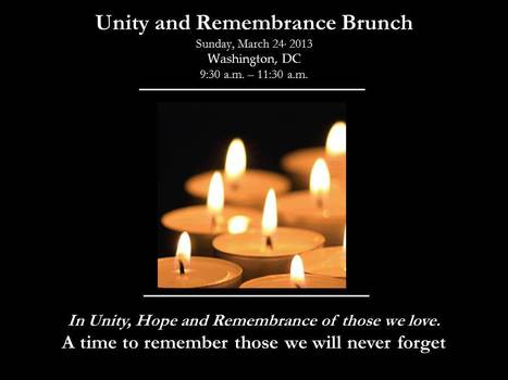 ADAO Unity and Remembrance Conference Brunch Sunday, March 24, 2013, Washington, DC 9:30 – 11:30 | Asbestos and Mesothelioma World News | Scoop.it