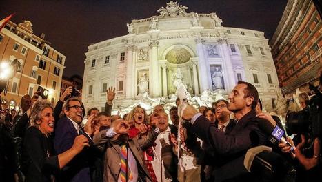 Italië staat als laatst in Europa partnerschap toe voor homo's | La Gazzetta Di Lella - News From Italy - Italiaans Nieuws | Scoop.it