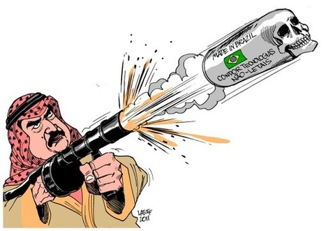 Stop all 'Less-Lethal armament sales to Bahrain! |  Hamad is a murderous terrorist! | Human Rights and the Will to be free | Scoop.it