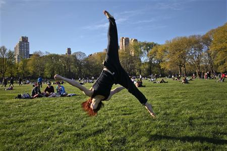 Fittest cities take exercise publicly and personally | Ordenación del Territorio | Scoop.it