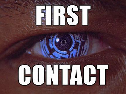 Google makes first contact lens | Google | Scoop.it