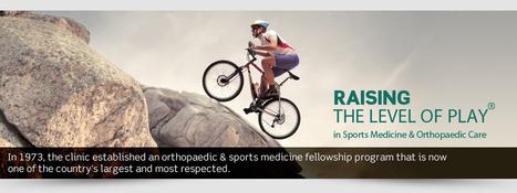 Orthopaedic Clinic California, Orthopaedic Surgeon for Sports Injuries California | orthopaediccliniccalifornia | Scoop.it