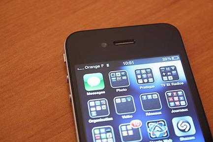 Un truc infaillible (et étonnant) pour améliorer la réception de son iPhone | Geek or not ? | Scoop.it