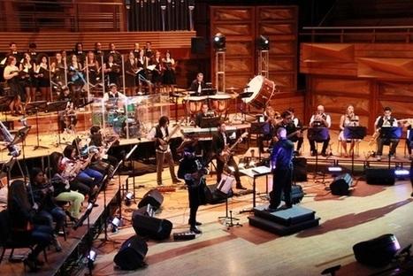 Orquesta de Rock Sinfónico Simón Bolívar rinde tributo a los Rolling ... - Noticias24 | música | Scoop.it