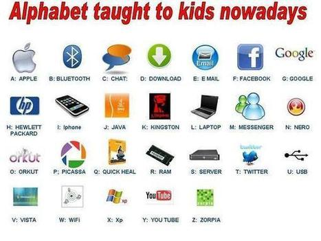 The New Alphabet Students Are Really Learning | Källkritik och informationskompetens | Scoop.it