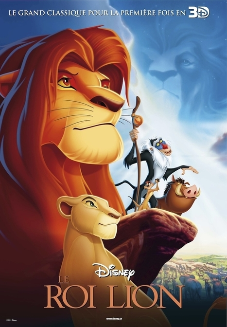 Regarder film Le Roi Lion streaming VF megavideo DVDRIP Divx | filmvf | Scoop.it