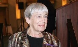 Ursula K Le Guin: 'I wish we could all live in a big house with unlocked doors' | Falling into Infinity | Scoop.it