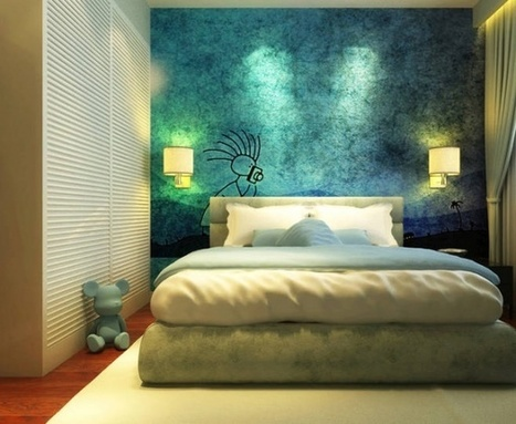 Painting Ideas for interior wall 2016 | Decoration | Scoop.it