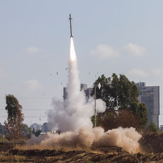 "Israel's Much-Hyped ""Iron Dome"" Technology Is Achieving Little 