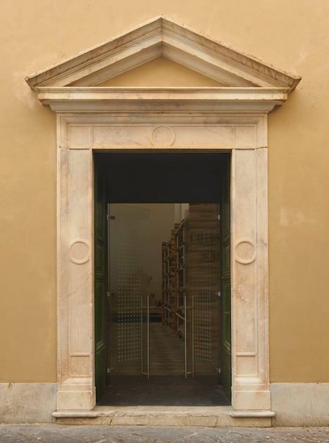 MICROSCAPE studio restores lucca's chiesa di san pellegrino to former splendor | News in Conservation | Scoop.it