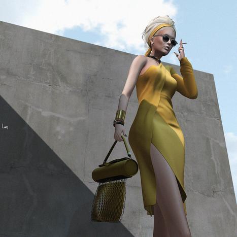 ·   亗  Second Life Fashion Addict  亗   Scoop.it