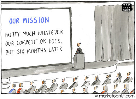 """Our Mission"" cartoon 