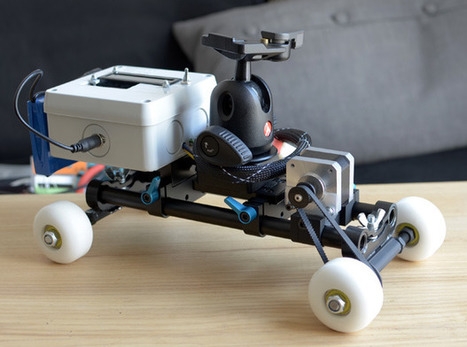 How To Casually Build A Motorized Slider Dolly   Photography Gear News   Scoop.it