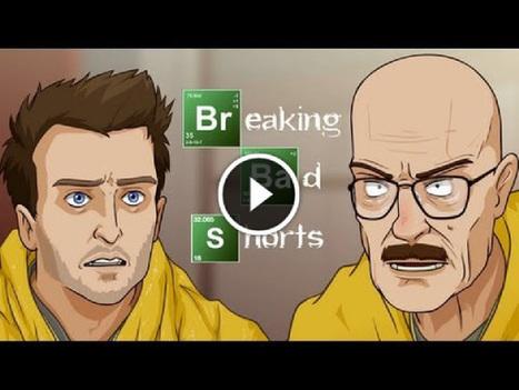 Breaking Bad Cartone animato   Lemon tube   Cinema e TV   Scoop.it