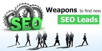 Ways to find new SEO leads | Web Design and Development | Scoop.it