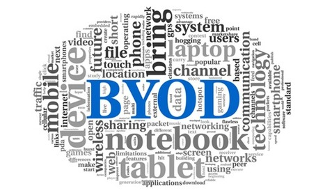 BYOD Signals Radical Shift in Client Computing: Gartner - News & Reviews   Technology in K-12 Education   Scoop.it