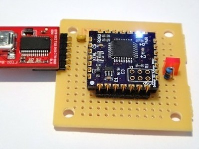 SMDuino helps Arduino fit into tight places | Arduino Focus | Scoop.it