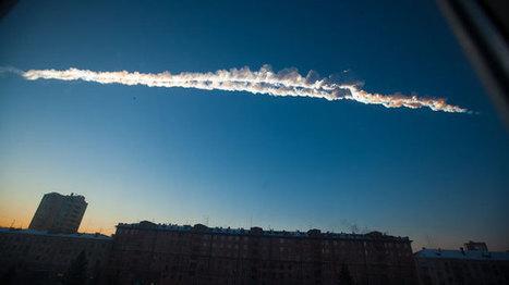 Bijna 1.000 gewonden bij ontplofte meteoriet Rusland   AAHHC   Scoop.it