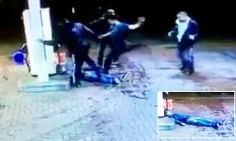 Police release new footage of gang of suspects in brutal gang attack | Policing news | Scoop.it