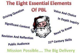 8 Essentials of Project Based Learning: The Big Delivery….Santa Believes… Do You? | Education (Mainly Technology Related Stuff) | Scoop.it