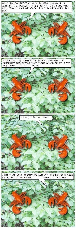 Tree Lobsters!: #481 Battlecar Robotica | Seguridad robotica | Scoop.it