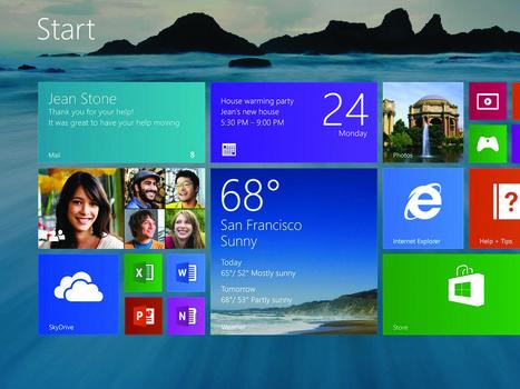 10 Windows 8 mistakes corrected in Windows 8.1 - PC Authority   Windows 8 - 10!   Scoop.it