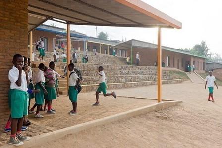 [Kigali, Rwanda] Umubano Primary School / MASS Design Group | The Architecture of the City | Scoop.it