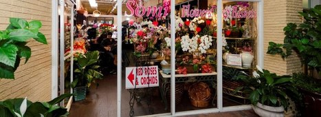 Somi Flowers and Baskets | Spectacular and Creative Designs | Top Sites | Scoop.it
