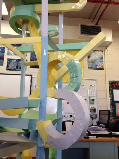 Paper Roller Coasters :) - Biodynamic - Instructables #makered | iPads in Education | Scoop.it