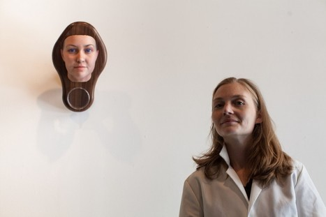 Bio-Art Technologies: Stranger Visions By Heather Dewey Hagborg | Viva Technics | Chemistry Project | Scoop.it